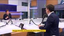 """Annick Girardin : pas une """"caution de gauche"""" au gouvernement, mais une """"voix pour l'outre-mer"""""""