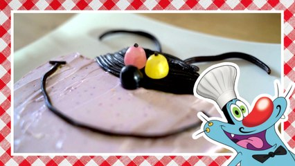 Oggy's Tips 'n' Tricks - How to cook the Joey's Cake!