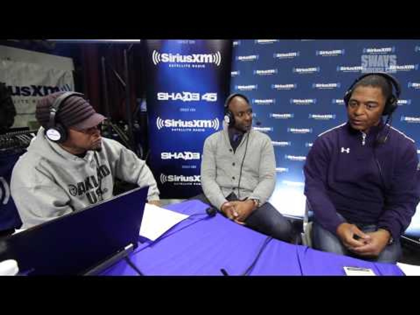 NFL Legends Jerry Rice & Marcus Allen Speak on Young Players Compromising the Integrity of the G