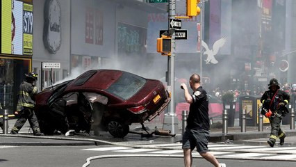 Нью-Йорк: винуватцю наїзду на Таймс-сквер висунули обвинувачення у убивстві