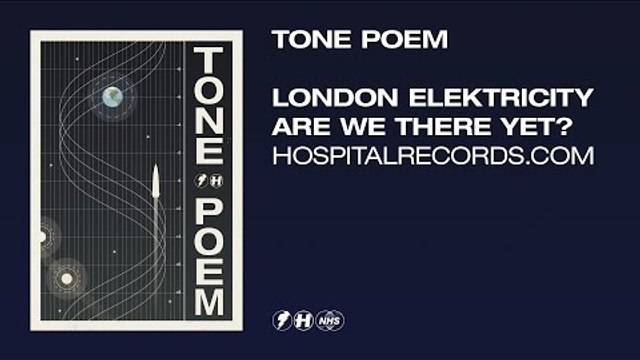 London Elektricity - Tone Poem (Official Video)
