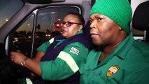 Les ambulanciers travaillent dans la peur de l'agression