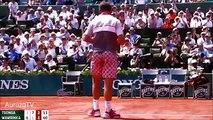 ♦HD♦ Jo-Wilfried Tsonga Magic Moments (Wawrinka,Djokovic,Federer,Murray)