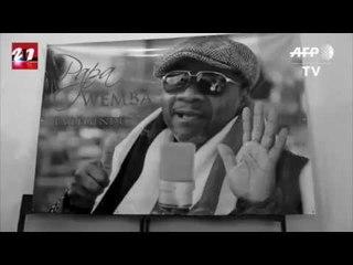 Nash - pleure Papa Wemba