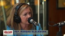 Rep. Marsha Blackburn on President Trump's relationship with the media