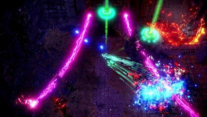 Nex Machina Coop Trailer de Nex Machina