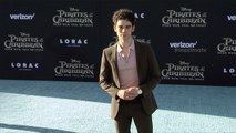 "Cameron Boyce ""Pirates of the Caribbean Dead Men Tell No Tales"" US Premiere"