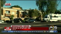 Mesa police investigating two homicides