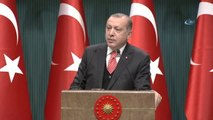 """Cumhurbaşkanı Erdoğan: """"(Dershanelerin Kapatılması) Sadece Yılda Asgari 1 Milyar Oradan..."""