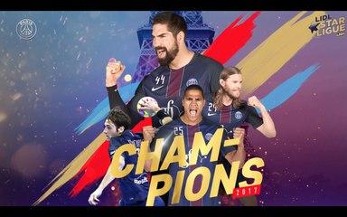 Champion de France 2017