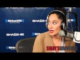 Sway Welcomes Tracee Ellis Ross and Recalls How he First Met her Mother Diana Ross