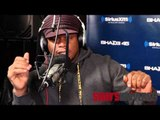 A&R Room with DJ Khaled, Rich Nice, DJ Wonder, & Reef The Streets on Sway in the Morning