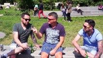 Micro trottoir : 3 ans plus tard l'avis des parisiens sur les geeks