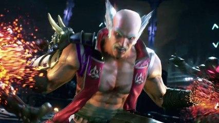 No Glory for Heroes de Tekken 7