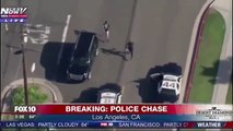 Ce policier se gamelle en poursuivant un voleur en fuite... Belle chute!