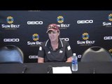 2016 Sun Belt Conference Softball Championship: Championship game Texas State Press Conference