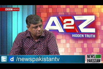 A2Z With Salik Majeed Topic: PM Nawaz Visits China's OBOR (One Belt, One Road) Project