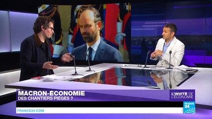 Macron-économie On se dirige vers des mesures d'austérité