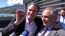 Six plages Pavillon Bleu dans les Alpes du Sud : la joie du maire de Savines le Lac