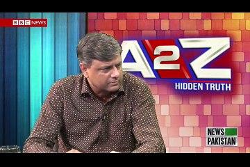 A2Z with Salik Majeed (Topic: Kalbushan Kulbhushan Jadhav ko Phansi ho ge yan nahi)