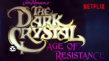 THE DARK CRYSTAL: AGE OF RESISTANCE I Teaser Trailer I NETFLIX 2017