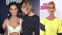 Ruby Rose Seemingly Slams Katy Perry's New Song 'Swish Swish' for 'Going Low' Defends Taylor Swift