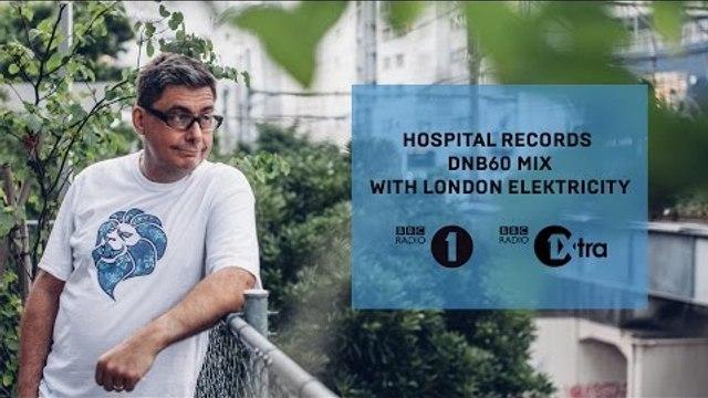 London Elektricity DNB60 on BBC Radio 1