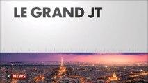 CNEWS - Générique neutre Le Grand JT (2017)