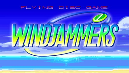 Windjammers - PlayStation Experience 2016 Announcement trailergam