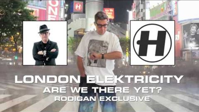 London Elektricity - Seven Days To Live (Dubwise Mix) [Rodigan Exclusive]