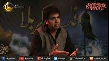 Sayyed Zaire Naqvi Reciting Arman Raya Arman Raya Kyun Baad Hussain Jahan Raya on QAIM TV Toronto