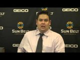 2015 Sun Belt Conference Volleyball Championship: Arkansas State Quarterfinal Press Conference