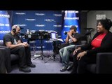 """DMC Performs """"Sucker MCs"""" on Sway in the Morning"""
