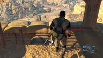 Metal Gear Solid 5 The Phantom Pain Walkthrough Part 1 - First 3.5 hours! (MGS5 Let's Play Gameplay6