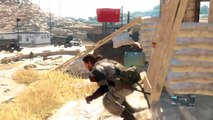 Metal Gear Solid 5 The Phantom Pain Walkthrough Part 1 - First 3.5 hours! (MGS5 Let's Play Gameplay7