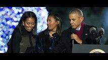 Sasha, la fille cadette de Barack Obama prend du bon temps en bikini à Miami !