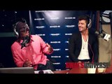 Robin Thicke Opens Up About Father's Support In His Early Career on Sway in the Morning