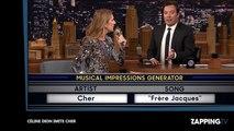Cher a 71 ans : Les stars de la musique imite la chanteuse (Vidéo)