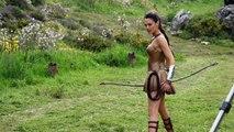 Wonder Woman - B-roll Behind-the-Scenes footage