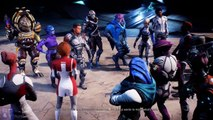 Mass Effect Andromeda Ending - Final Scene, Credits, Post-Credits Scene
