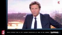 David Pujadas viré du 20h, Laurent Delahousse lui rend un bel hommage