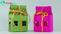 DIY Paper Lanterns Making Craft for Diwali Decorationasd