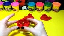 Jouer avec doh la pâte à modeler pour enfants fun sculpt habitants Danica de locéan jusquà ce que la pâte de jeu