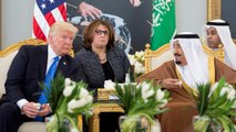 Світове турне Трампа: президент США прибув до Саудівської Аравії
