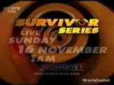 WWE Survivor Series 2003 Taker vs Vince Buried Alive Match