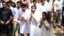Suniel Shetty Father Passed away | Bollywood Celebs Pay Condolence