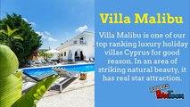 Villa Malibu - 6 Bedroom Villa   Cyprus Villa Retreats