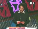 Zack De La Rocha Présente Au MTV Latin Mars Volta 2003