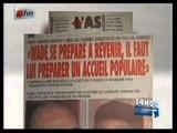 Revue de presse avec Fatimata Ba - 15 Juillet 2013