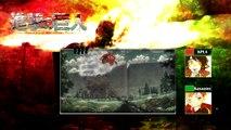 Shingeki no Kyojin (L'Attaque des Titans) : Eren VS Armored Titan - French Fandub